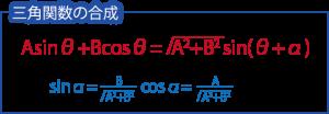 三角関数合成