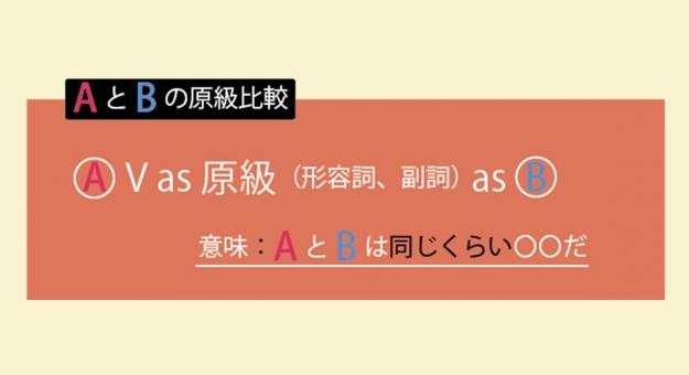 【テスト直前に比較英語まとめ】原級(as~as)・比較級・最上級をわかりやすく解説!