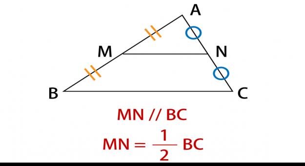 中点連結定理を即理解!周囲と差をつける秘訣とは?