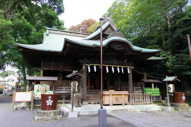 谷保神社の画像