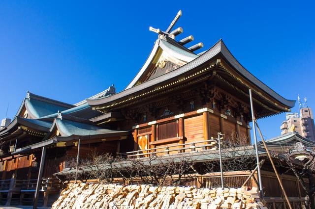 湯島神社の画像