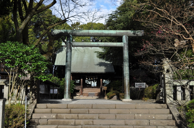 報徳二宮神社の画像