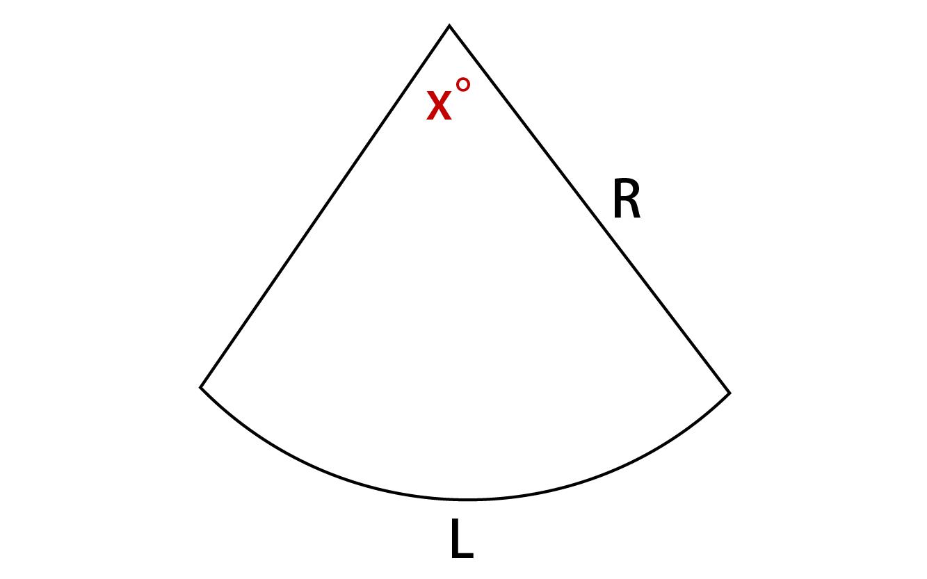円錐 中心 角 求め 方