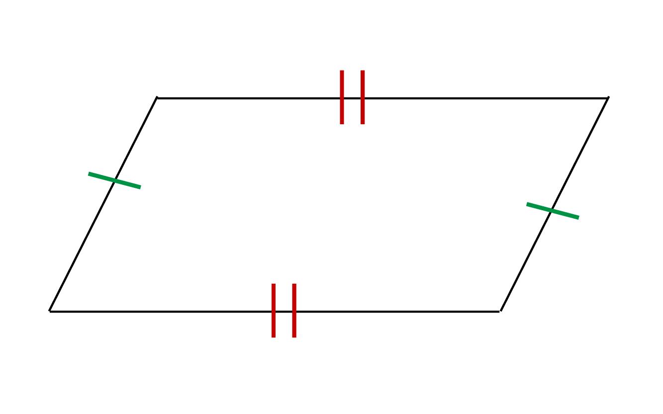 平行四辺形の性質その1