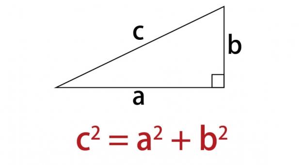 必見!絶対知りたい三平方の定理の証明方法3選!見やすい図で即わかる