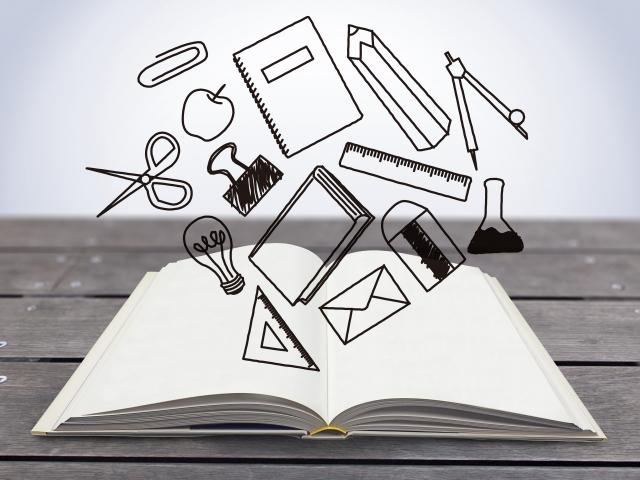 現代文の勉強法イメージ