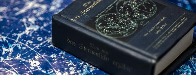 星座版と星占いの本