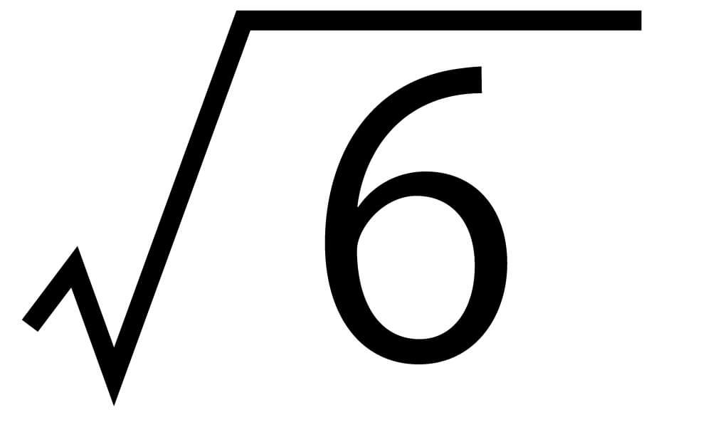 平方根11