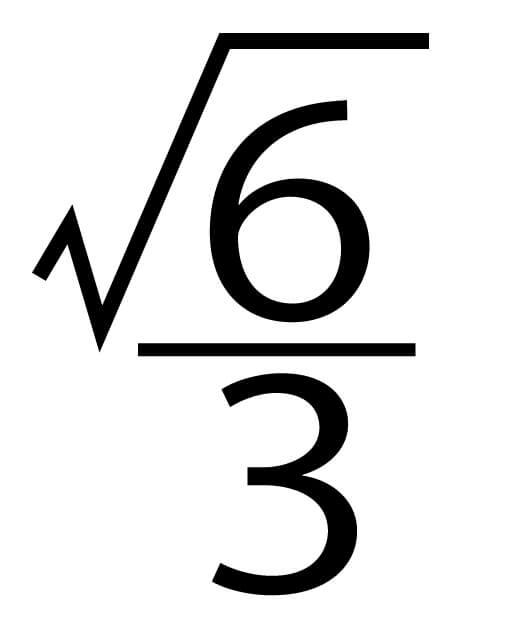 平方根24
