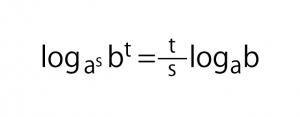対数関数の公式