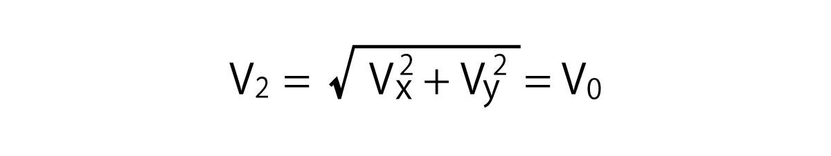 斜方投射をわかりやすく解説!図3