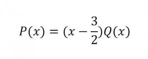 組み立て除法 計算式