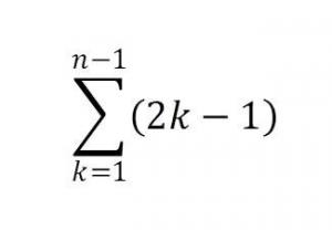 群数列の解法①n-1群の最後の項までの項の数