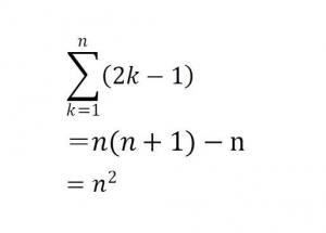 群数列の解法③第n群の末項