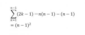 群数列の解法②第n-1群の末項