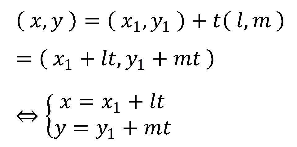 媒介変数表示の考え方