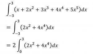 偶関数 奇関数