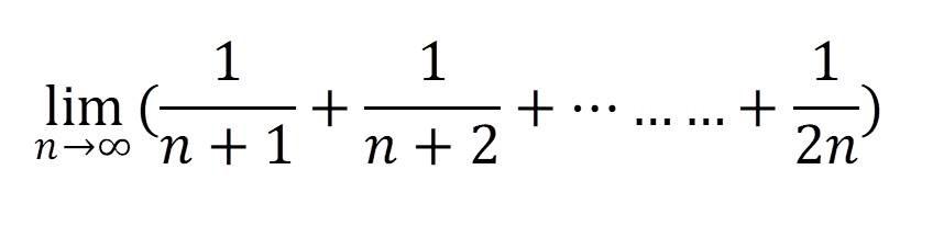 区分求積法の例題