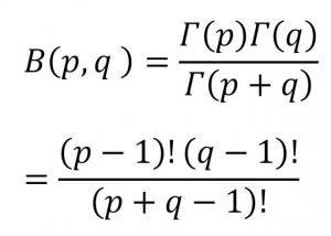 β(ベータ)関数の証明