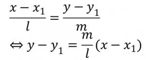 べクテルの方程式の例題