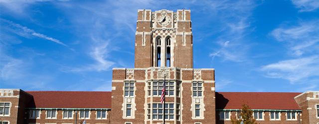 きれいな大学の画像