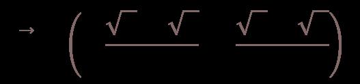 例題2のBベクトルの解答